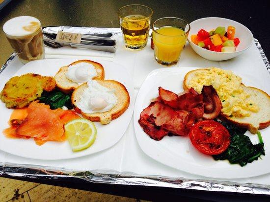 ويندميلز بريك: Best breakfast in the southwest