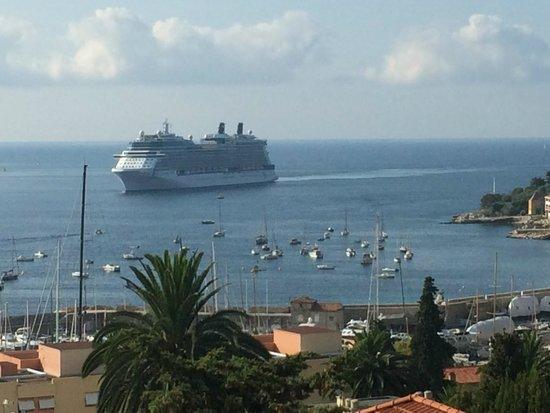 Hotel La FLore: vista desde la habitacion