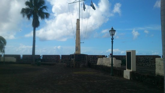 Fort Zoutman: Inside the Fort
