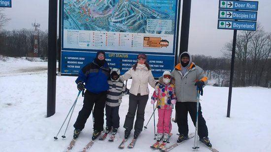 Boyne Mountain Resort: It's all about the skiing