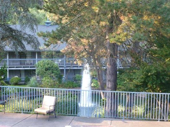 grounds picture of shilo inn hotel suites beaverton. Black Bedroom Furniture Sets. Home Design Ideas