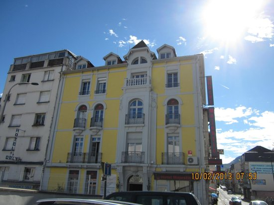 Hôtel Majestic : Another view of the front