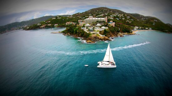 Marriott Frenchman's Reef and Morning Star Beach Resorts