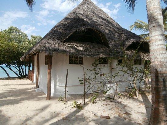 Chapwani Private Island: Architecture du lodge