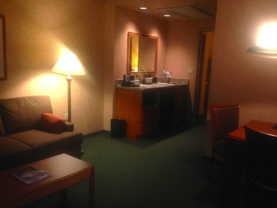 Embassy Suites by Hilton Charleston: Sitting Area
