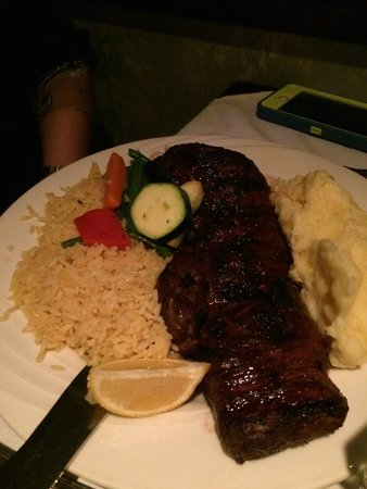 Atlantic Manor: Skirt steak..