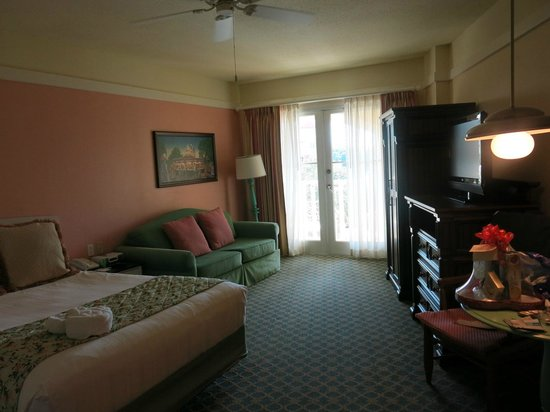 Delux Studio Villa Picture Of Disney S Boardwalk Villas