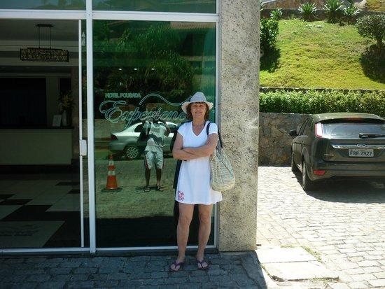 Hotel Pousada Experience Joao Fernandes : entrada del hotel