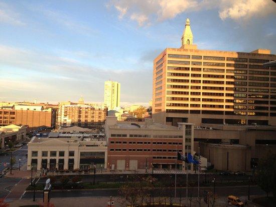 Hartford Marriott Downtown: Downtown Hartford