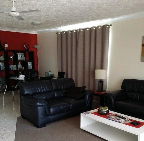 Jubilee Views: Room 12 Living Area