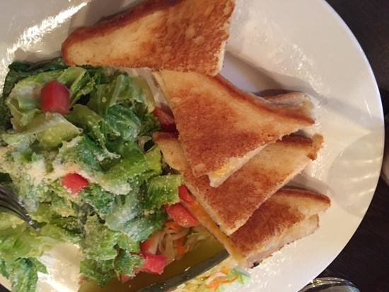 O'Petit : grilled cheese for child