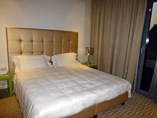 One Hotel: habitación