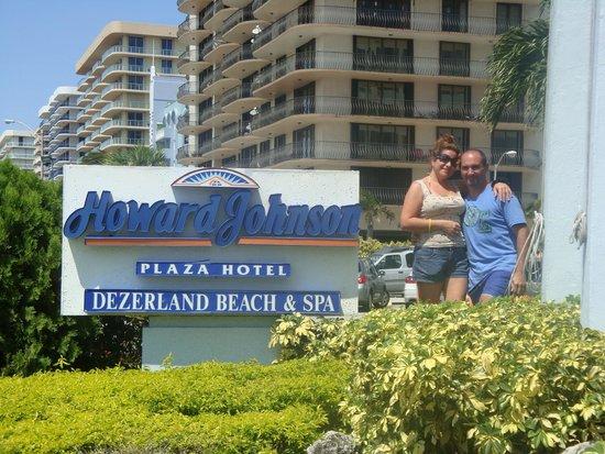 Howard Johnson Plaza Hotel Miami