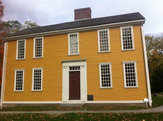 Hancock-Clarke House: House