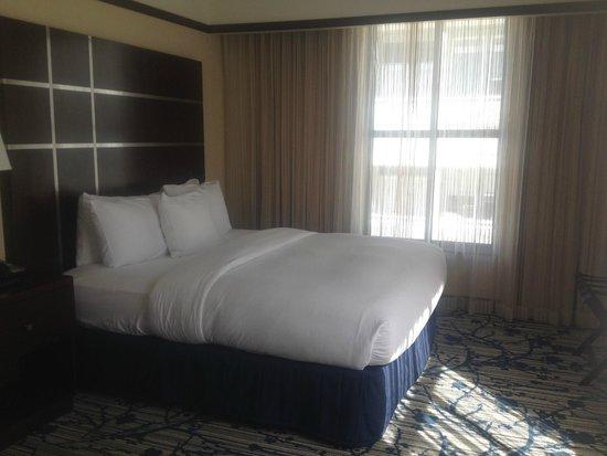Hilton Asheville Biltmore Park: Bedroom