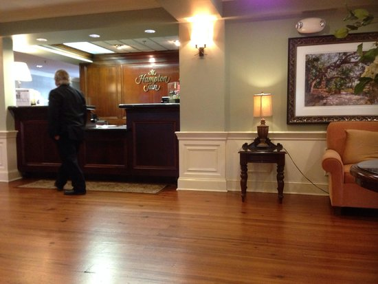 Hampton Inn Charleston - Historic District: Nice Hampton