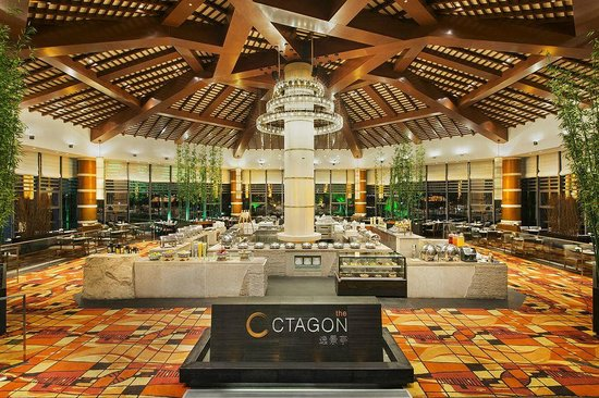 Worldhotel Grand Dushulake Suzhou : Lovely restaurant!