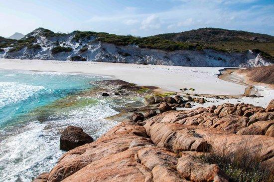 Esperance, Australië: Cape le Grand-Hellfire Bay