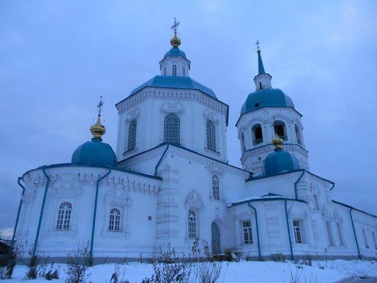 Holy Transfiguration Monastery, Yeniseysk