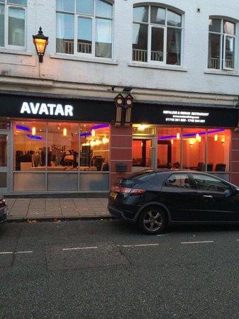 Avatar Indian Restaurant Shrewsbury