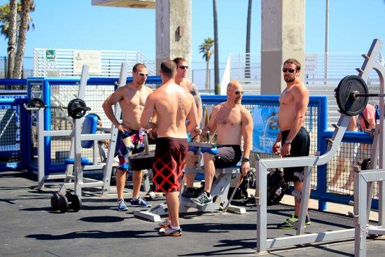 Venice Beach Muscle