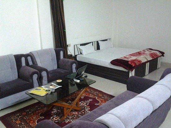 Dibiyapur, Ấn Độ: Hotel Shanti Palace