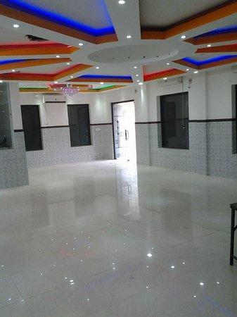Dibiyapur, India: Hotel Shanti Palace