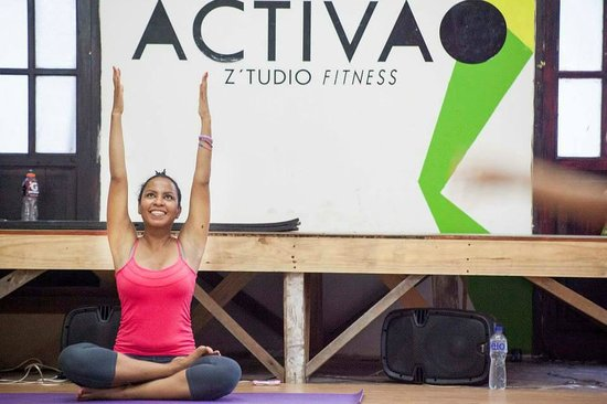 Activao Z'tudio Fitness : Yoga in Activao