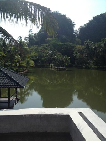 Maritime Park & Spa Resort: View of the lake