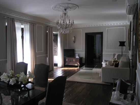 Iriarte Jauregia Hotel: suite