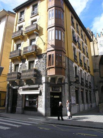 Iriarte Jauregia Hotel: Tolosa