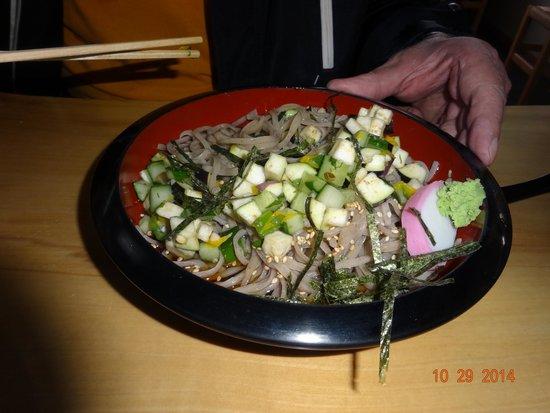 Mitoya: だし蕎麦