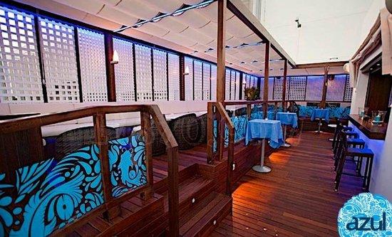 Terraza 3 Picture Of Azul Terraza Restaurante Lounge