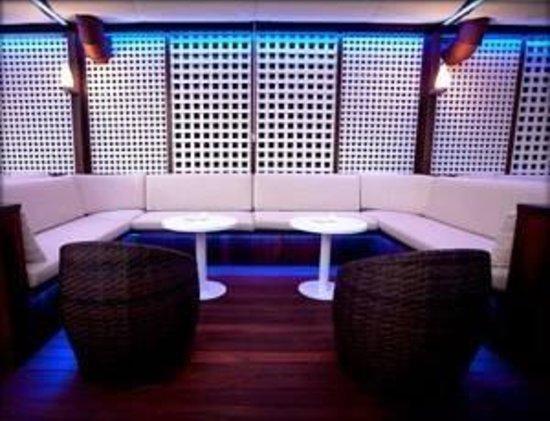 Palco Zona Copas 4 Picture Of Azul Terraza Restaurante