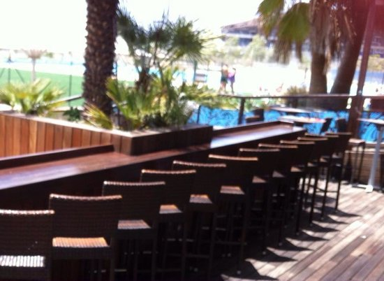 Terraza 2 Picture Of Azul Terraza Restaurante Lounge