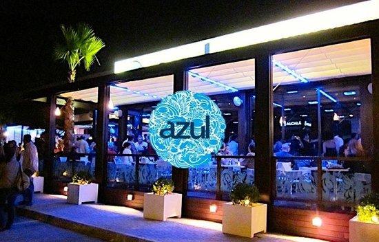 Exterior 2 Fotografía De Azul Terraza Restaurante Málaga