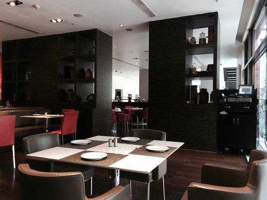 Crowne Plaza Pune City Centre: Coffeeshop
