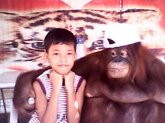 Malabon Zoo: Picture taking with fee!!!