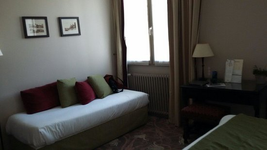 Best Western Le Donjon Les Remparts : Номер 6