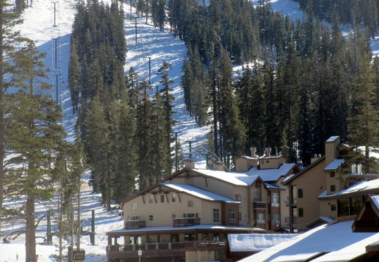 Mountain Club at Kirkwood Mountain Resort: Great Location by Ski Slopes - Kirkwood MOuntain Resort, Kirkwood, Ca