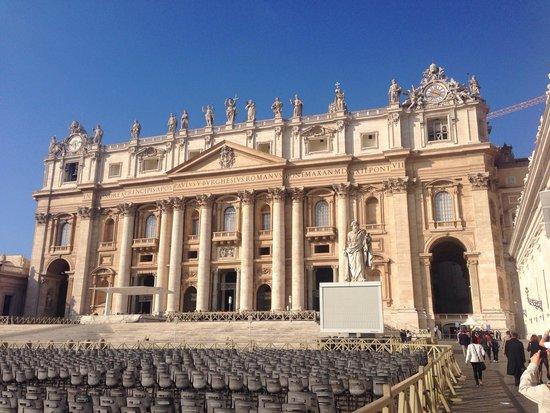 Vox Mundi: Basilique saint pierre