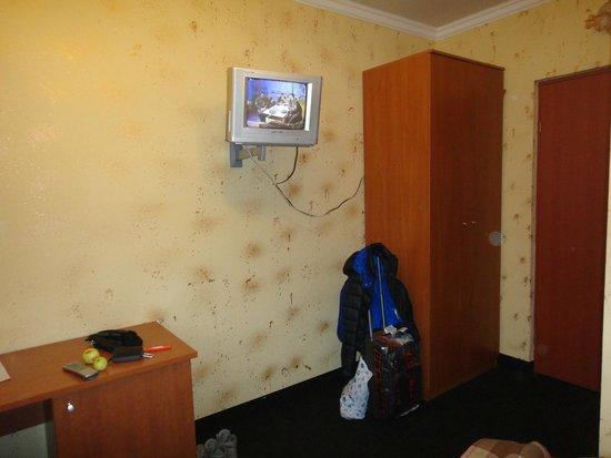 Aviator Hotel Sheremetyevo: Простенько