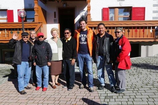 With The Friendly Host Mr Fabian Mum Foto Di Appartamenti