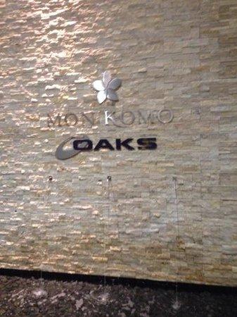 Oaks Mon Komo: lobby