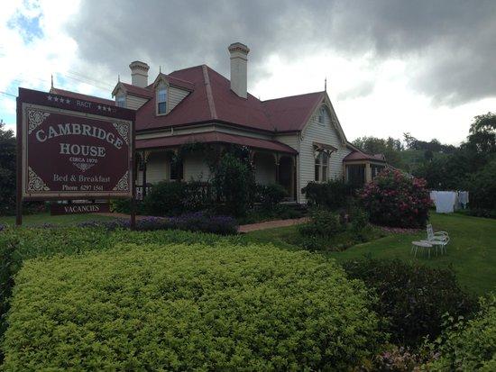 Cambridge House Bed & Breakfast: Cambridge House