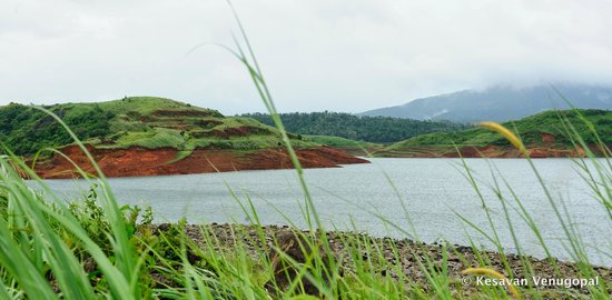 Banasura Island Retreat: Banasura Sagar Reservoir