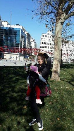 Taksim Park City Hotel: Taksim park