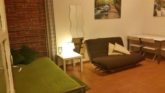 Residenza Fulco: Miniappartamento comodissimo