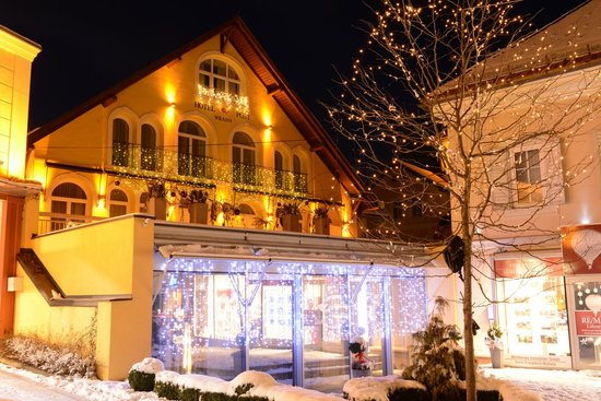 Hotel Post: Winter