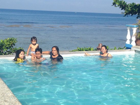 Infinity Pool Picture Of Sunset Bay Beach Resort La Union Province Tripadvisor